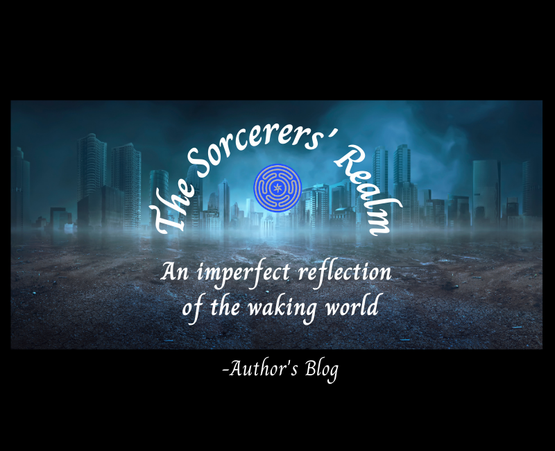 The Sorcerers' Realm – Author's Blog